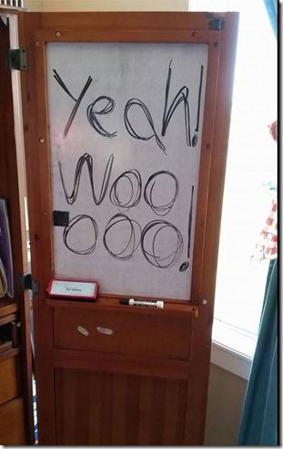 Yeah! Woooo!
