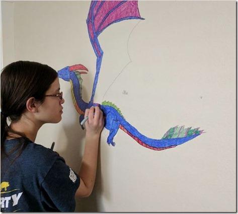 Ellen's Dragon